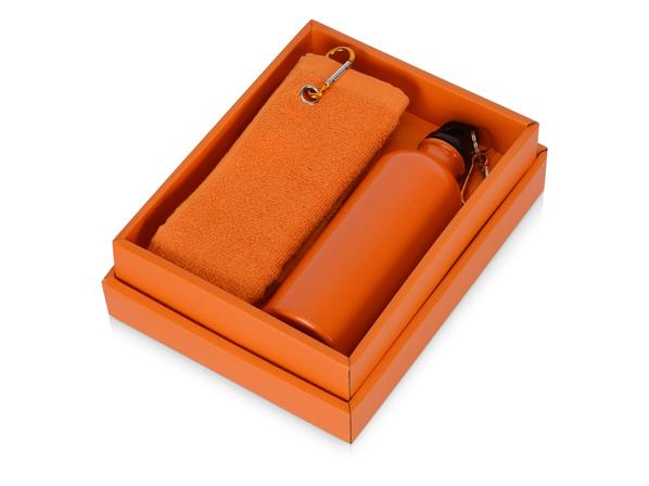 Набор Фитнес, оранжевый - фото № 1