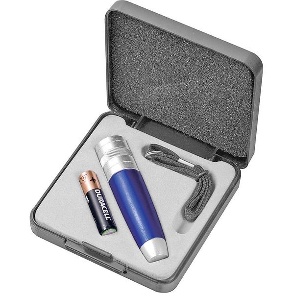 Набор: фонарь, ланъярд и батарейка - фото № 1