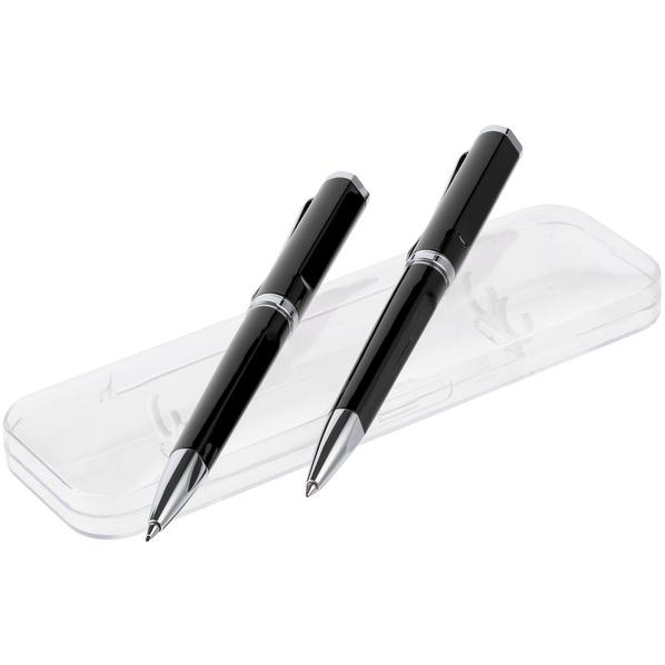 Набор Phase: ручка и карандаш, черный - фото № 1