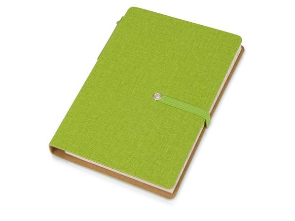 Набор стикеров Write and stick с ручкой и блокнотом, салатовый - фото № 1