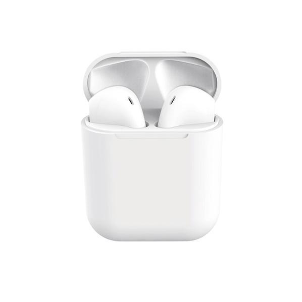 Наушники беспроводные Bluetooth LittlePods, белые - фото № 1