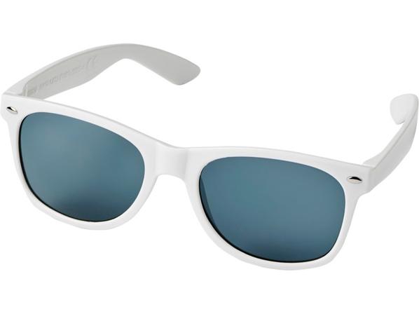 Очки детские солнцезащитные Sun Ray, белые - фото № 1