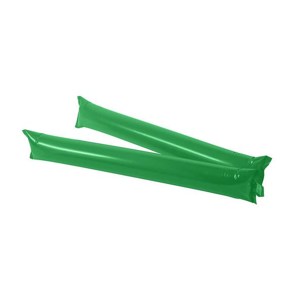 Палки-стучалки надувные Оле-Оле, зеленый