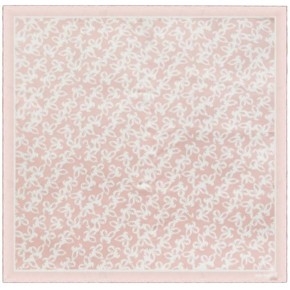 Платок Cacharel Hirondelle Silk, розовый - фото № 1