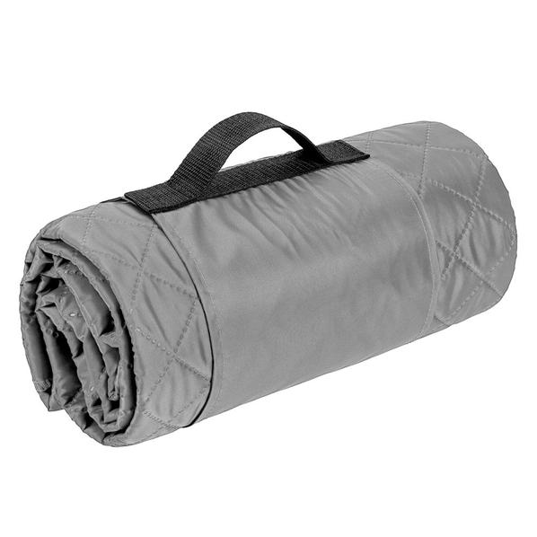 Плед для пикника Comfy, серый - фото № 1