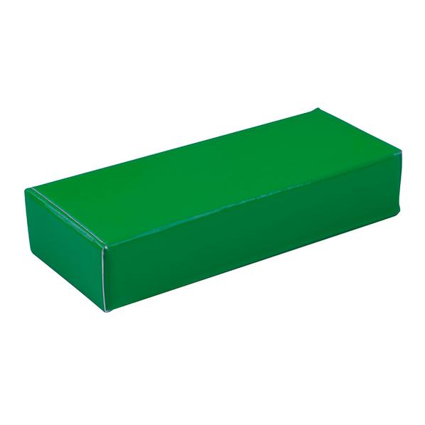 Подарочная коробка для флешки HALMER, зеленый