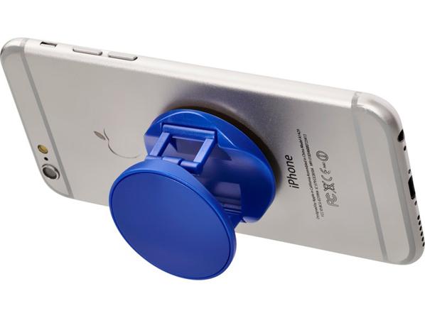 Подставка для телефона Brace с держателем для руки, синяя - фото № 1
