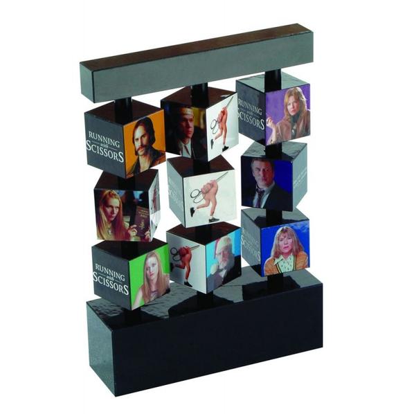 Календари «Кубики» вращающиеся - фото № 1