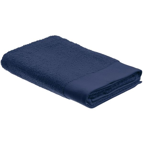 Полотенце Odelle, большое, ярко-синее - фото № 1