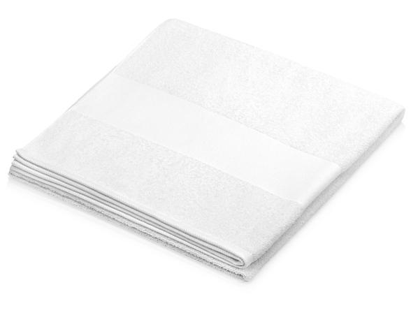 Полотенце US Basic Cotty L, белое - фото № 1