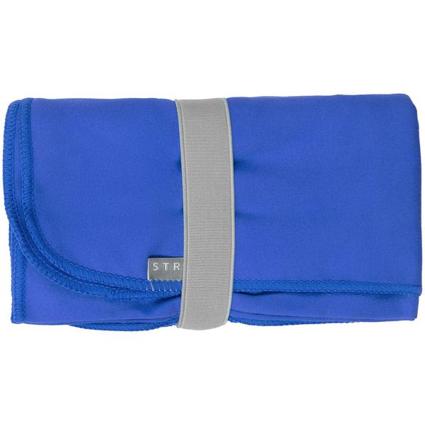 Полотенце из микрофибры Stride Vigo M, синее - фото № 1
