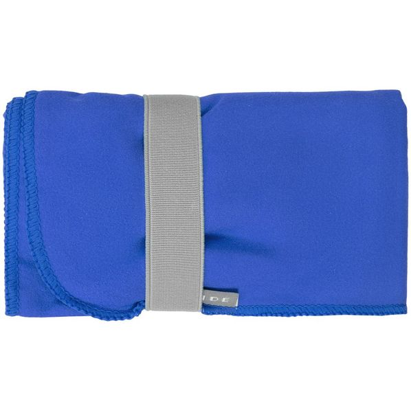 Полотенце из микрофибры Stride Vigo S, синее - фото № 1