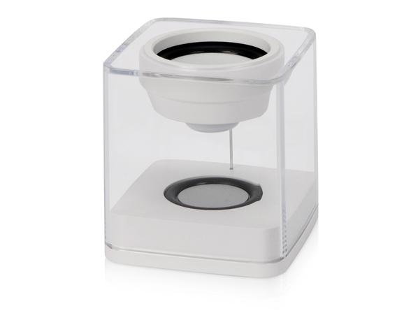 Портативная колонка Xoopar iLO Speaker, 10 Вт, белая - фото № 1