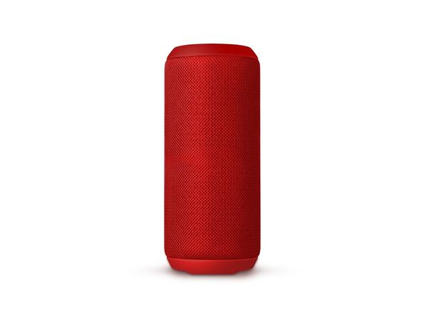 Портативная колонка с микрофоном Rombica Mysound BT-29, красная