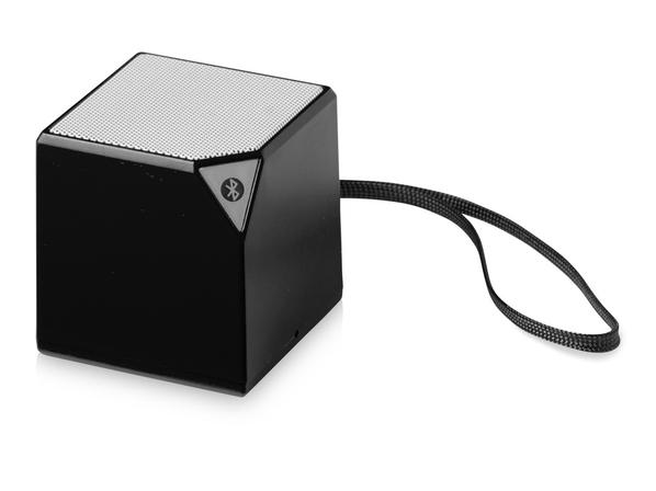 Колонка портативная Sonic Bluetooth, черная/ серая - фото № 1