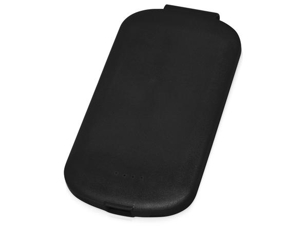 Портативное зарядное устройство Pin с клипом, 4000 mAh, черное - фото № 1