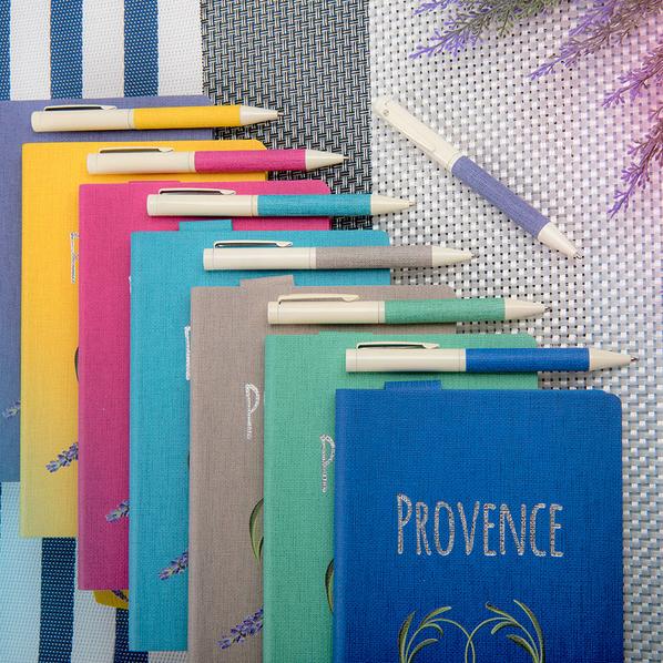 Ручка шариковая B1 Provence, фиолетовая - фото № 1