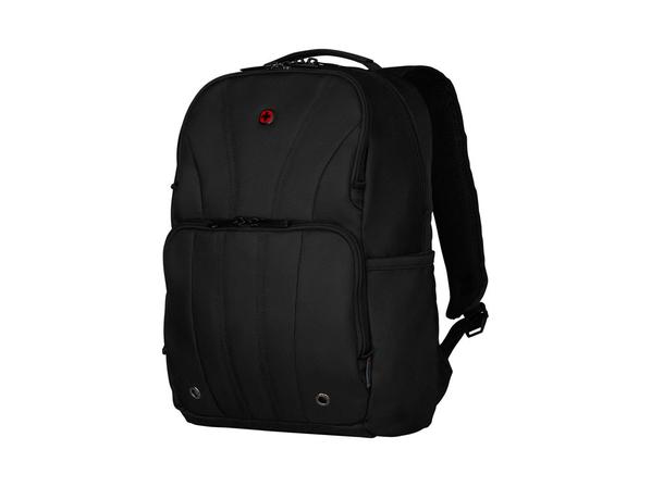 """Рюкзак с отделением для ноутбука 14-16"""" Wenger BC Mark, черный - фото № 1"""