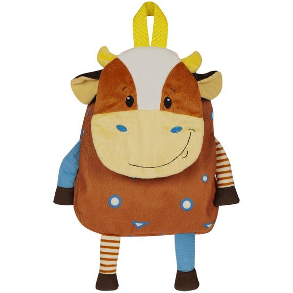 Рюкзак детский Toffee, коричневый - фото № 1