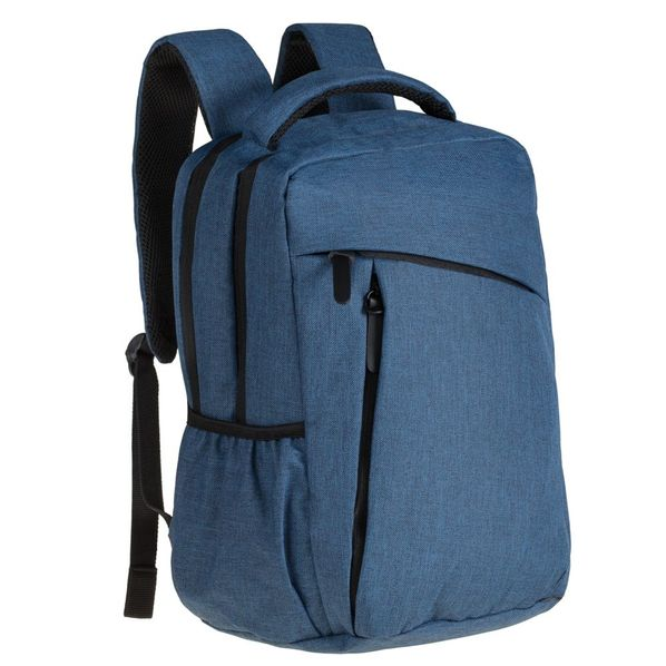 Рюкзак для ноутбука Burst The First, синий - фото № 1