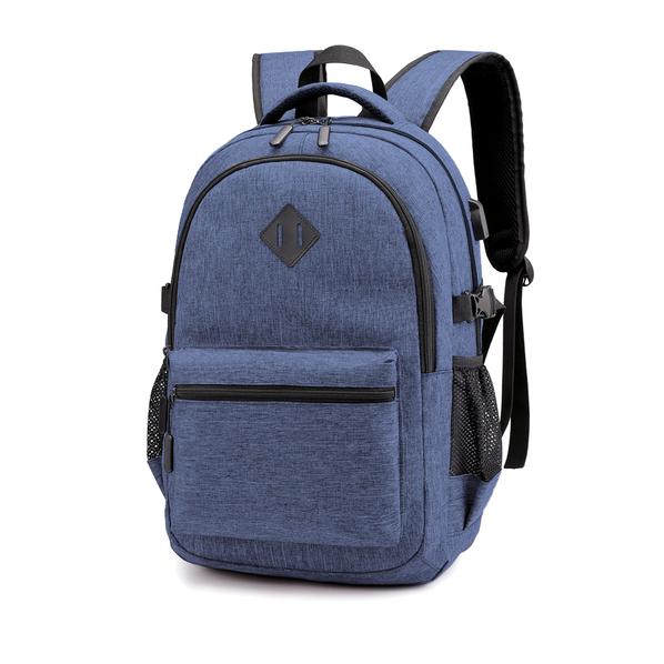 Рюкзак Gerk, синий - фото № 1