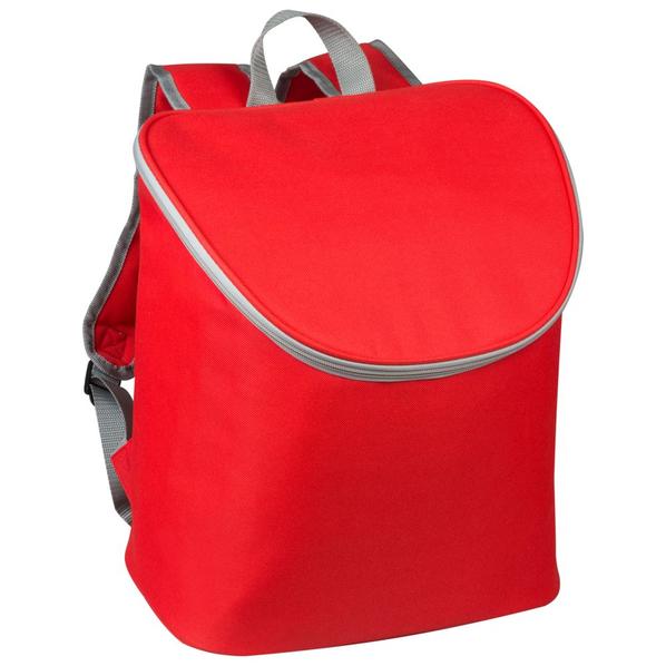 Рюкзак изотермический Frosty, красный - фото № 1