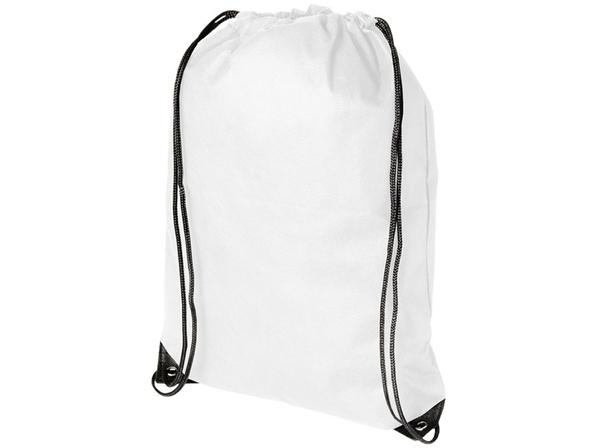 Рюкзак-мешок Evergreen, белый - фото № 1