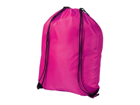 Рюкзак-мешок Oriole, вишневый - фото № 1