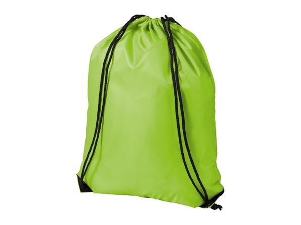 Рюкзак-мешок Oriole, зеленое яблоко - фото № 1