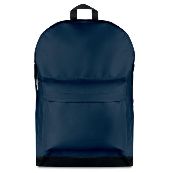 Рюкзак, темно-синий - фото № 1