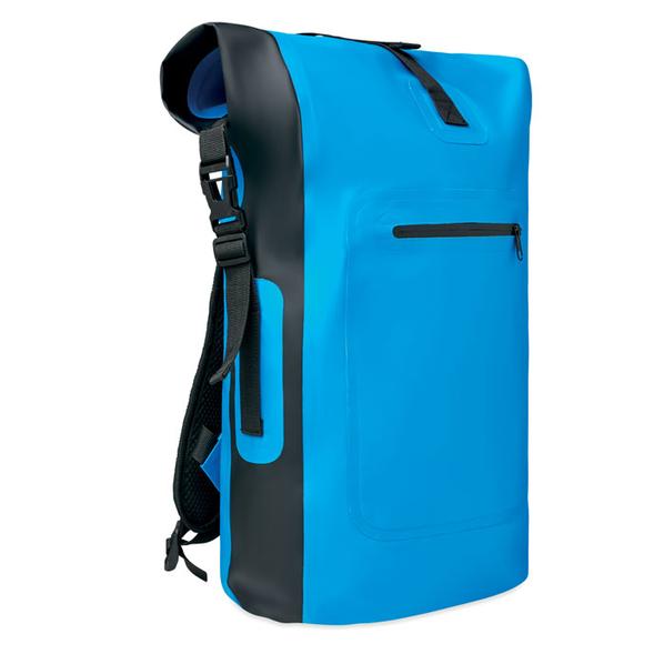 Рюкзак, 25 л., ярко-синий - фото № 1