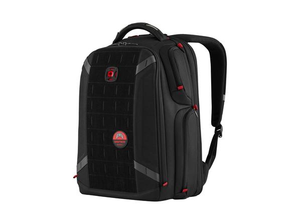 """Рюкзак с отделением для ноутбука 17.3"""" Wenger PlayerOne, черный - фото № 1"""