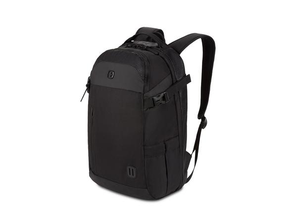 """Рюкзак с отделением для ноутбука 15"""" Swissgear, насыщенный черный - фото № 1"""