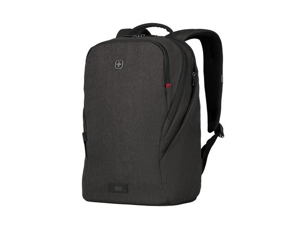 """Рюкзак с отделением для ноутбука 16"""" Wenger MX Light, темно-серый - фото № 1"""