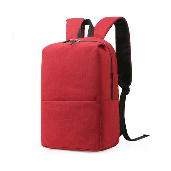 Рюкзак Simplicity, красный - фото № 1
