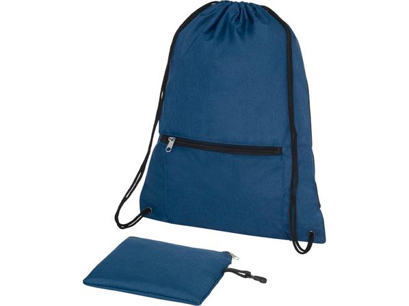 Рюкзак складной Hoss, синий - фото № 1