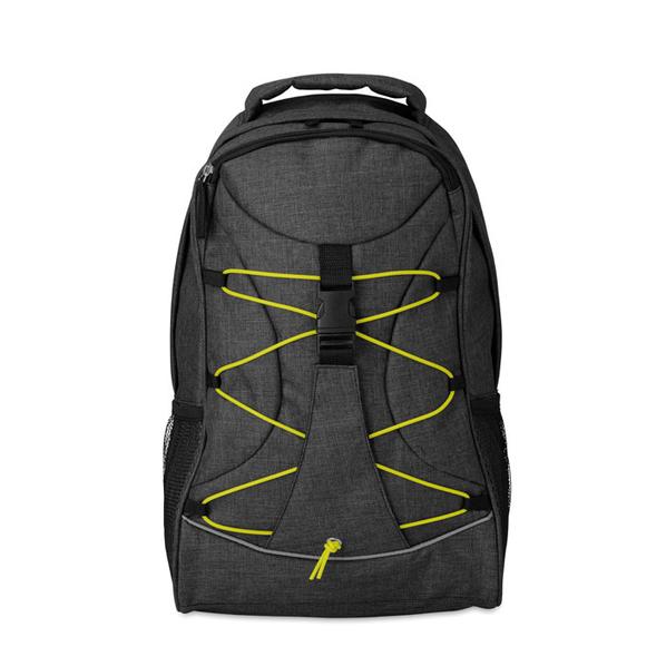 Рюкзак, светящийся в темноте, зеленый - фото № 1
