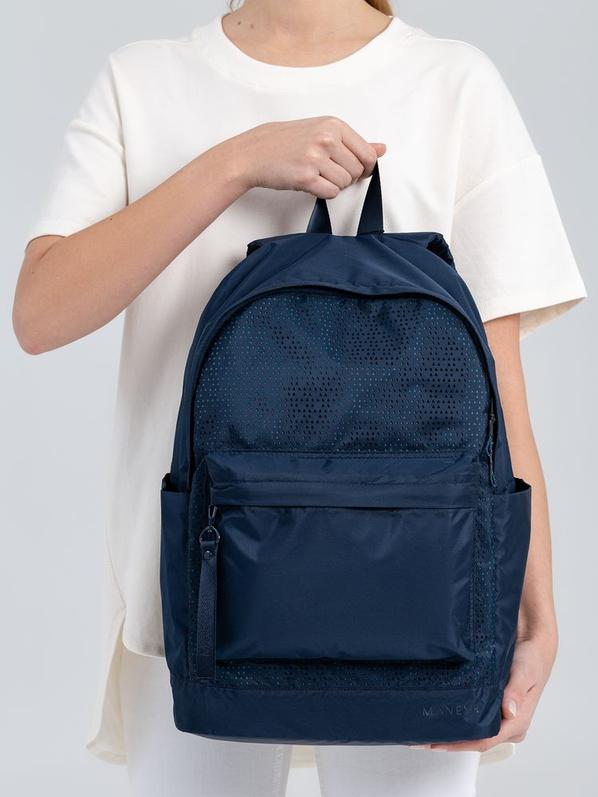 Рюкзак Triangel, синий - фото № 1