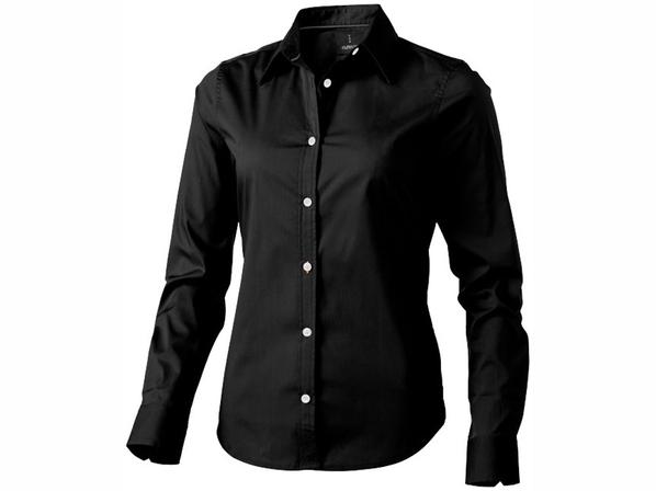 Рубашка женская Elevate Hamilton, черная - фото № 1
