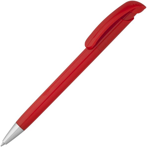Ручка шариковая пластиковая Ritter-Pen Bonita, красная - фото № 1