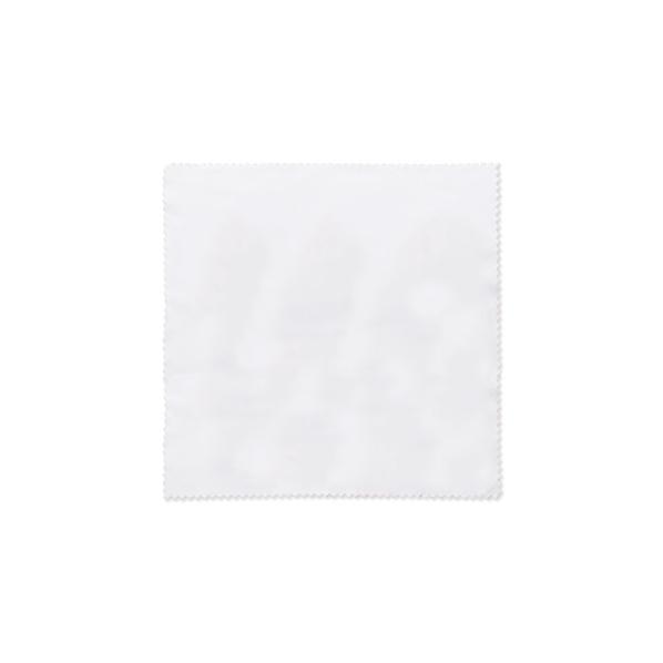 Салфетка чистящая, белая - фото № 1