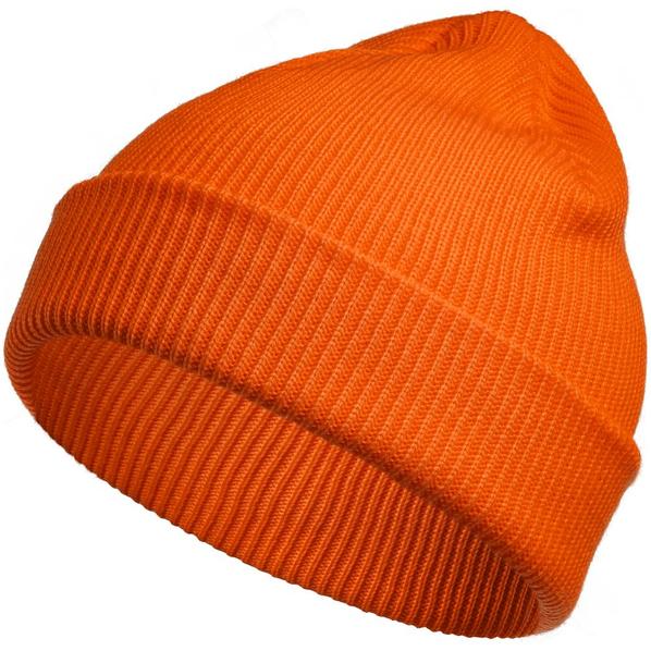 Шапка Teplo Life Explorer, оранжевая - фото № 1