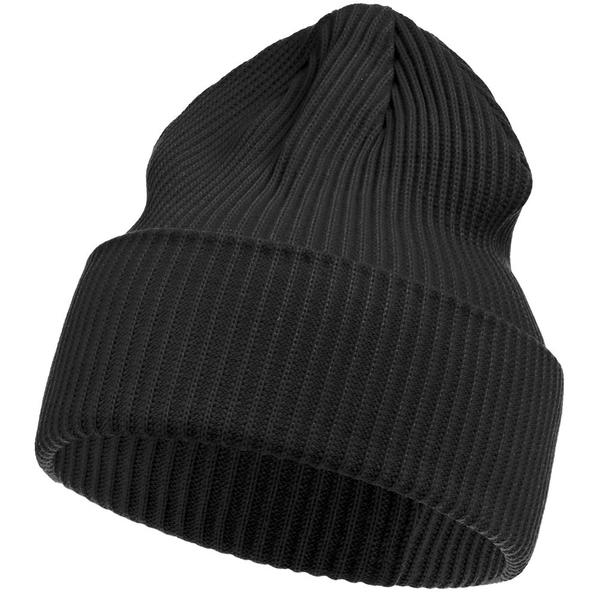 Шапка Teplo Franky, черная - фото № 1