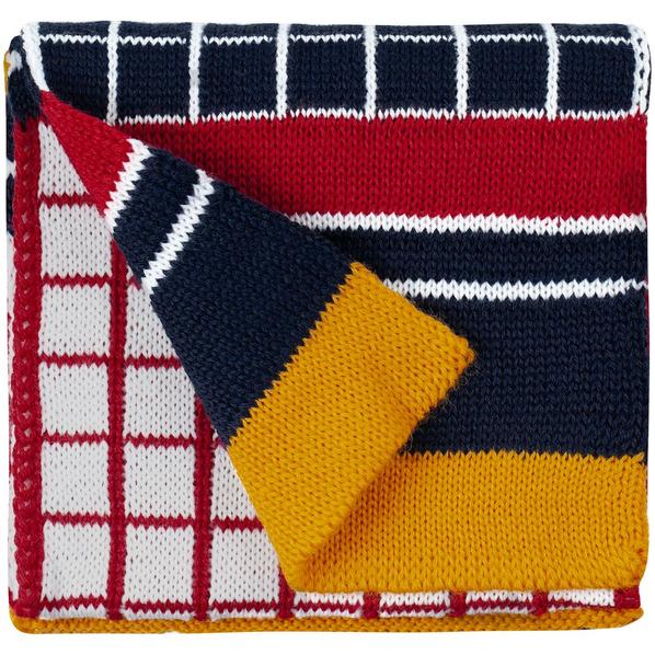 Шарф детский teplo Knick Knack, разноцветный - фото № 1