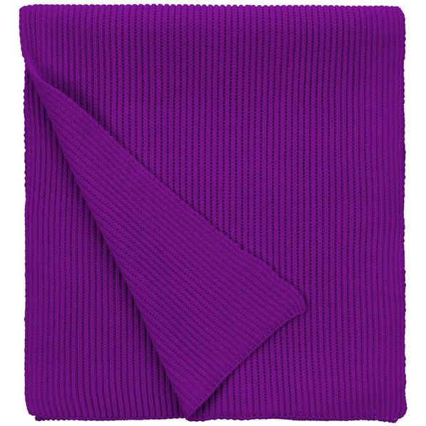 Шарф teplo Life Explorer, фиолетовый - фото № 1