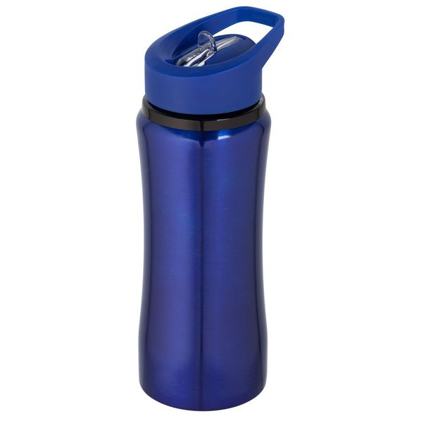 Спортивная бутылка Marathon, синяя - фото № 1