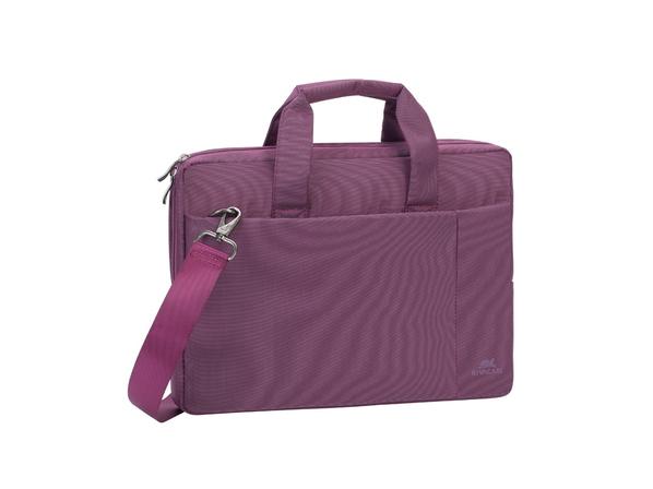 Сумка для ноутбука 13.3'', фиолетовая - фото № 1