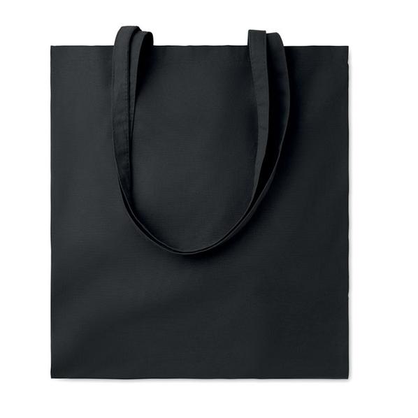 Сумка для покупок, 140 гр/м2, черный - фото № 1