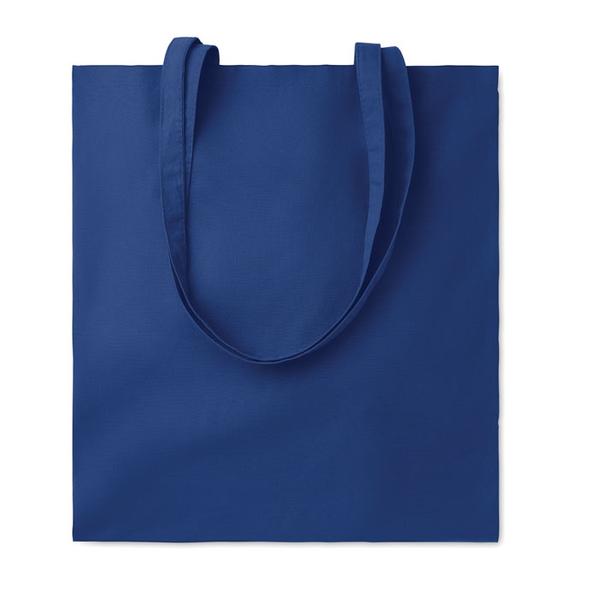 Сумка для покупок, 140 гр/м2, темно-синий - фото № 1