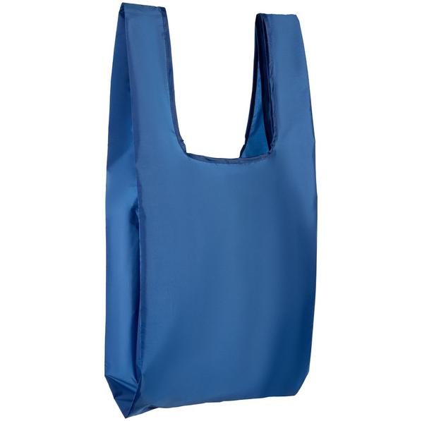 Сумка для покупок Molti Packins, ярко-синяя - фото № 1